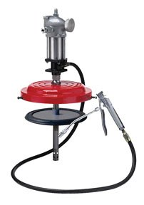 Advanced Tool Design Model ATD-5289 Air Operated High Pressure Grease Pump for 25-50 Lb. Drums