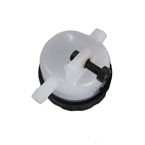 - HURI Front Brake Reservoir Fluid Bottle for 1998-2000 2002-2007 Kawasaki Ninja ZX6R ZZR600
