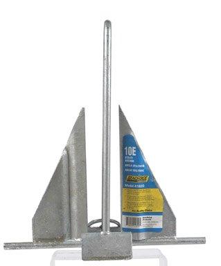 Seachoice (land&sea) 41620 10e Economy Anchor -fluke Style - SEACHOICE Boat Anchor