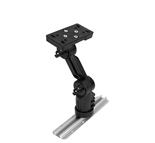 - Yakattack Fish Finder Mount W/LockNLoad Mounting System, Helix Series, 4