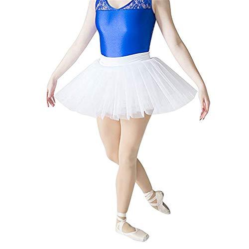 Jupe Dance Tutu Ballet Femme Culotte 4 de Ballet Plateau Professional 5 WENDYWU Couches Jupe sans nW1qF87F