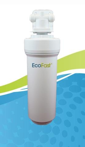 Aquacera EcoFast High Flow EF300 In-Line Filter System with AquaMetix Block by AquaCera