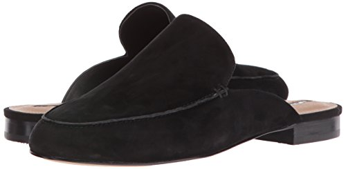 Loafer Black flower Ta Tahari Women's Flat nqX0xwqt6