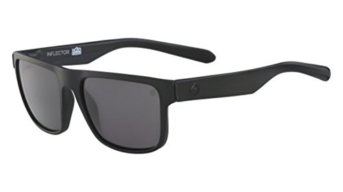Sunglasses DRAGON DR INFLECTOR H 2 O 003 MATTE BLACK H2O WITH SMOKE Polarized LE