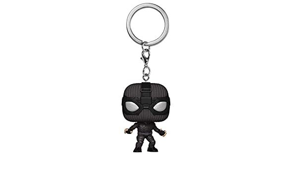 Funko- Far from Home Llavero Pocket Pop Spider Man ...