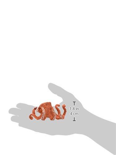 Schleich North America Octopus Toy Figure 14768