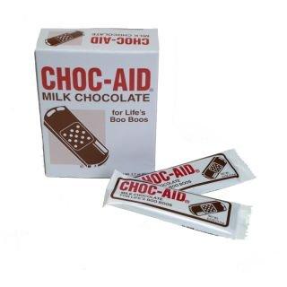 Bandage Boo (Choc-Aid - Milk Chocolate - 2.7oz)