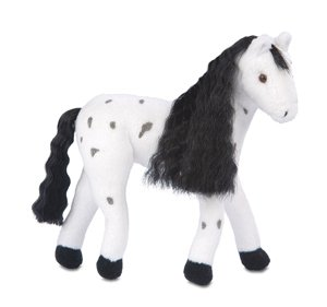 Only Hearts Horse and Pony Club Plush Foal - Chocolate Chip the Appaloosa