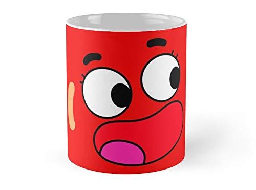 Face Darwin Gumball Mug - 11oz Mug - Dishwasher safe - Made from Ceramic. ()