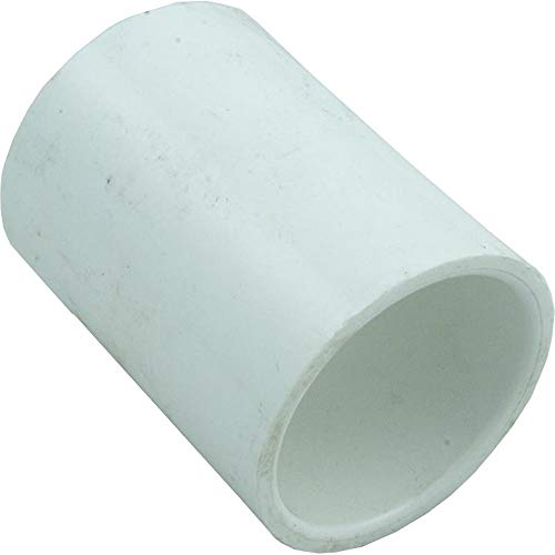 Dura Plastic Products Coupling PVC 1-1/4