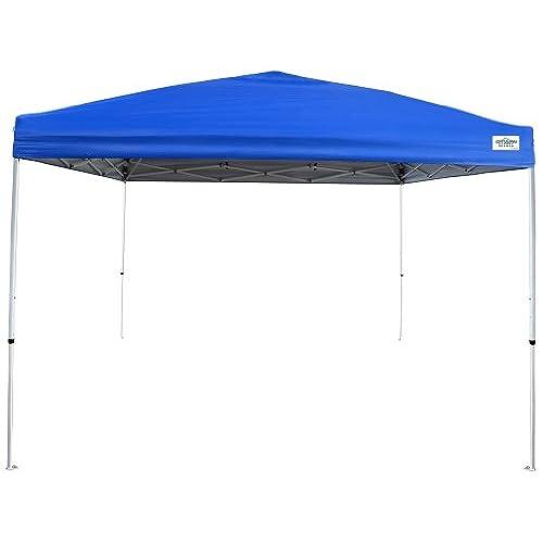 Caravan Canopy V-Series 2 Pro 10 X 10 Foot Straight Leg Canopy Kit Blue  sc 1 st  Amazon.com & Pro Shade Canopy: Amazon.com
