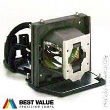 Alda PQ® - Originales lámpara de proyector / repuesto SP.85F01G001 / BL-FU220B para OPTOMA EP1690 proyectores, lámpara originales con PRO-G6s caja / titular