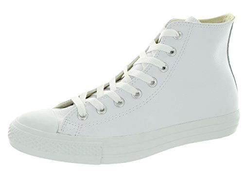 Unisex Mono Gymnastikschuhe Leather Adulte Hi Converse Chuck Bianco Star All White Taylor Erwachsene dS0Hxn6q