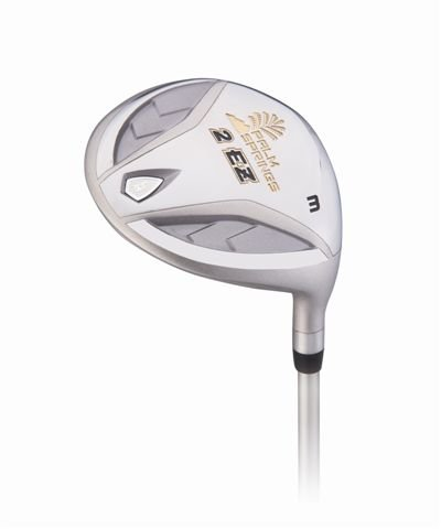 Palm Springs Golf 2ez SS 3 Wood LRH Lady Flex by Palm Springs