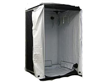 The Homebox XL 120x120x200cm Grow Tent  sc 1 st  Amazon UK & The Homebox XL 120x120x200cm Grow Tent: Amazon.co.uk: Garden ...