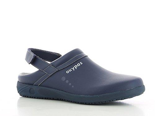 oxypas remys4101nav Remy SRC Arbeiten Schuh mit Gurt