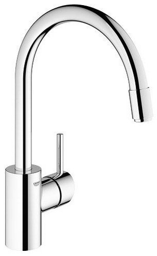 GROHE 32663001 Concetto Ohm Sink Extractable Mousseur Ohm Mixer