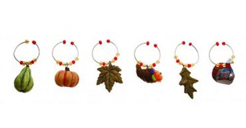 Boston International Harvest Wine Charms product image