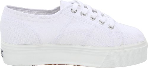 Up Linea Mode Blanc La Acotw Femmes De Down Superga 2790 Sport A Chaussures And xHRWZ