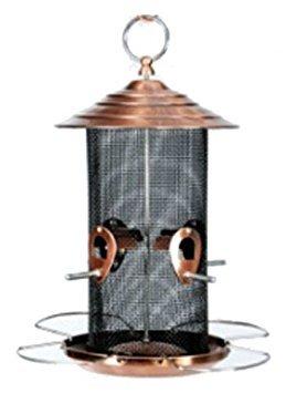 (Woodlink TV208968 Cop Mix Seed Bird Feeder)