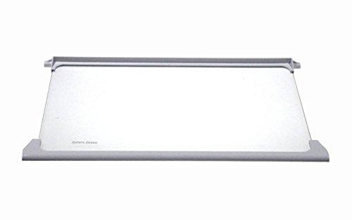 Bandeja de cristal con marco para frigorífico de la marca Beko, Número de pieza original: 4617920500.: Amazon.es: Grandes electrodomésticos