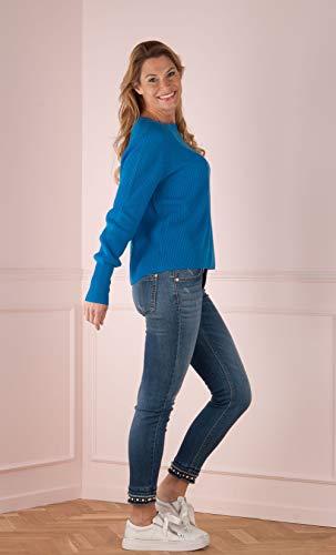Jerséi Ftc Ftc Azul Mujer Jerséi Para vrv5wEx