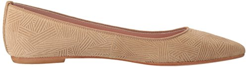 Womens White Embossed Mountain Tan Suede Summit by Kamora UfqPgxw