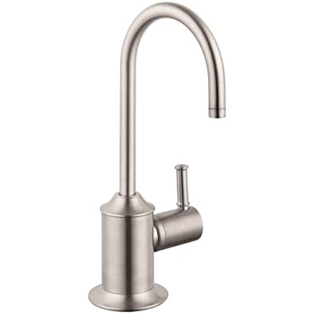 Hansgrohe 04302800 C Beverage Faucet Steel Optik Touch
