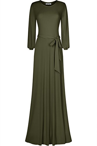 olive wedding dress - 9