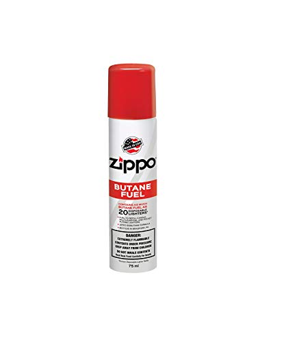 (Zippo Butane Fuel, 42 gram Packaging may vary.)