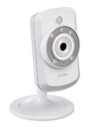D-LINK DCS-942L Surveillance/Network Camera - Color, Mono...