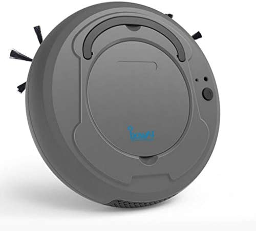 SWEEPID Machine de Nettoyage d\'aspirateur Robot multifonctionnelle Machine de Balayage d\'aspirateur de Charge Intelligente, Gris