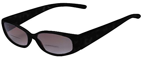 Rodeo i5 Tinted Bi Focal Sun Readers Sunglasses (Slate, - Glasses Prescription Lightly Non Tinted