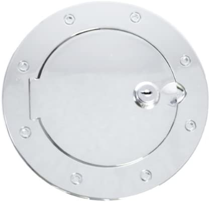 Rugged Ridge 11134.01 Polished Stainless Steel Gas Door Cover