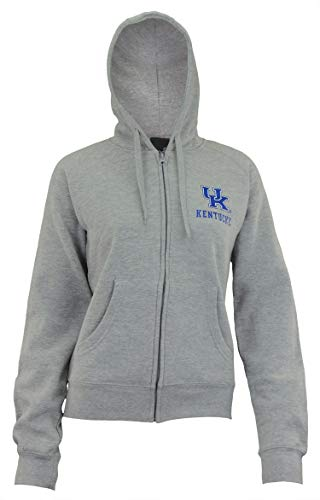 (Outerstuff NCAA Women's Kentucky. FZ FLC Hood Team Logo Size XL)