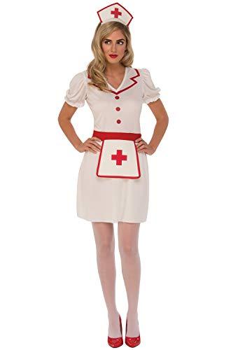 Rubie's Women's Standard Nurse, As As Shown, Medium -