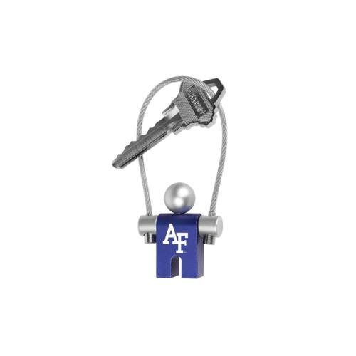 Air Force Academy Falcons Jumper Key Chain - Air Force Falcons Keychain
