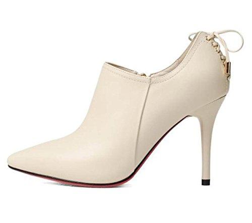 Soirée De Talons De Escarpins Bout White Femmes Robe Chaussures Hauts Pointu Stilettos Escarpins Soirée De Bal Stiletto 6SOxSqwC