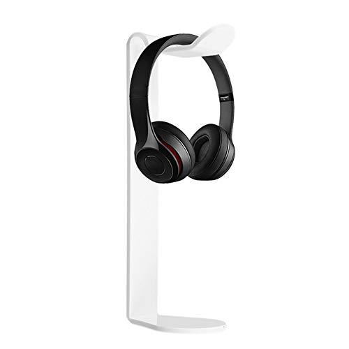 BianchiPatricia Acrylic Earphone Headset Hanger Holder Headphone Fashion Desk Display Stand