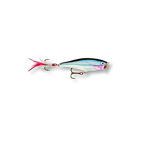 Rapala Skitter Pop 09 Fishing lure, 3.5-Inch, Shad Review