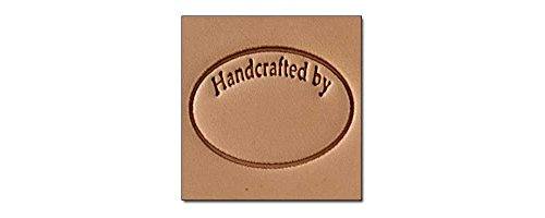- Tandy Leather Craftool� 3-D Stamp Handcrafted 8689-00