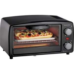 1 X New – 4 Slice Toaster Oven by Proctor Silex