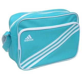 61e1512087 Adidas Three Stripe Enamel Shoulder Bag