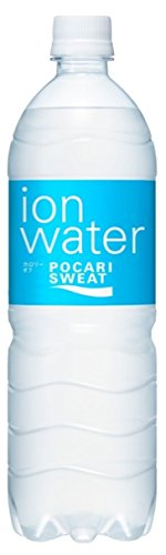 Otsuka Pocari Sweat Ion Water 900ml 12 this X2 case by Pocari Sweat