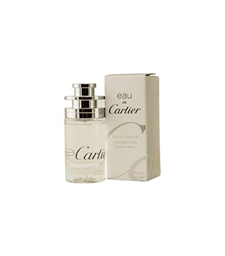 CARTIER Eau De Cartier Men Edt Spray 0.05 OZ (0.05 Ounce Edt)
