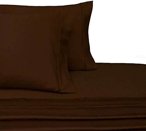 Plush Split Top California King Sheet Genuine Set Animer and price revision Co 600 specialty shop Thread