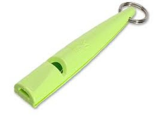 Acme 210.5 Working Dog Whistle - Lime Green