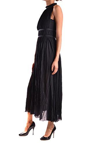 Pinko Damen RAPALLO1Z99 Schwarz Polyester Kleid