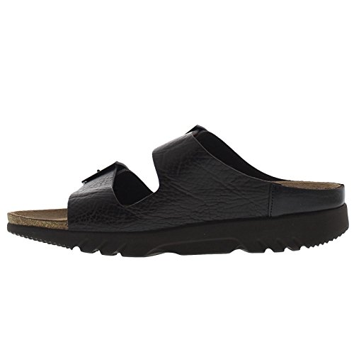 Mephisto Mens Zonder Leather Sandals Braun