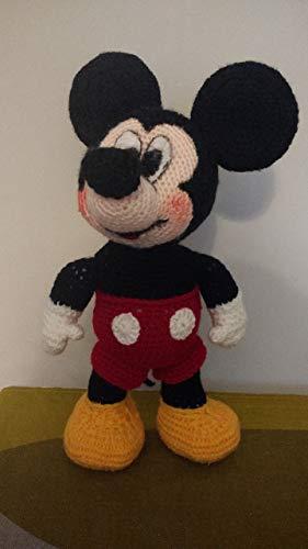 Mickey mouse amigurumi | Crochet Amino | 500x281